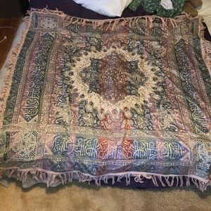 Indian Tapestry- Silk